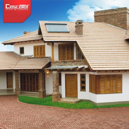 Fabrica de telha de concreto
